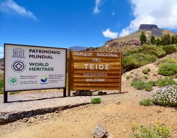 Welcome to Teide National Park