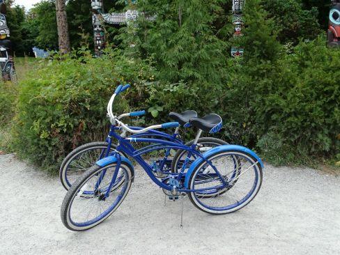 Biketour, Stanley Park