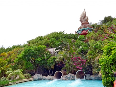 Siam Park - The Giant