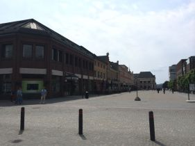 Markens gate Kristiansand