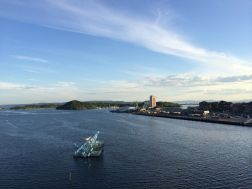 View from Oslo Opera House