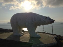 Mascot of Hammerfest