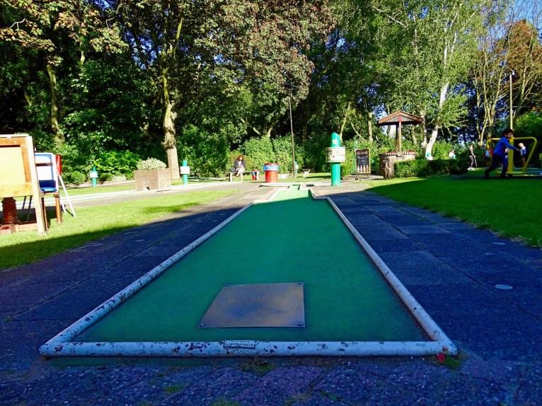 Midget Golfbaan Parkhaven