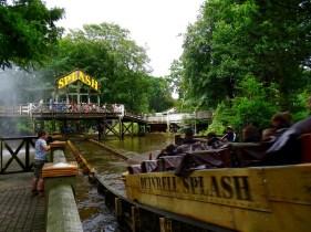 Duinrell Splash Water Rollercoaster