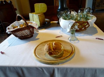 Muiderslot - Traditional 17th Century Breakfast