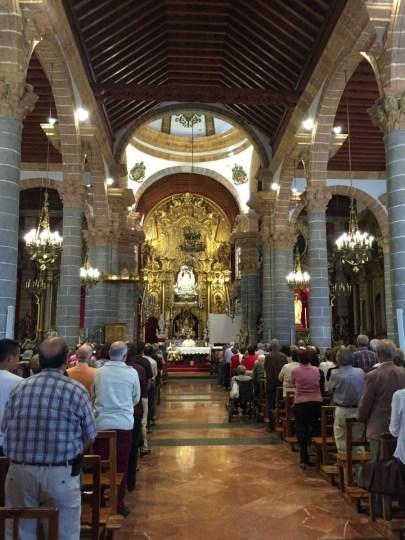 Basilica, Teror