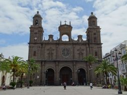 Cathedral Santa Ana