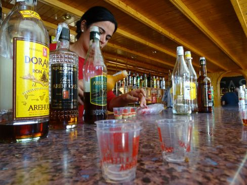 Arehucas Rum Factory