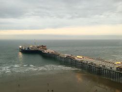 View of the Pier from Brighton Wheel