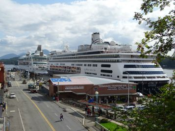 Ketchikan Harbour