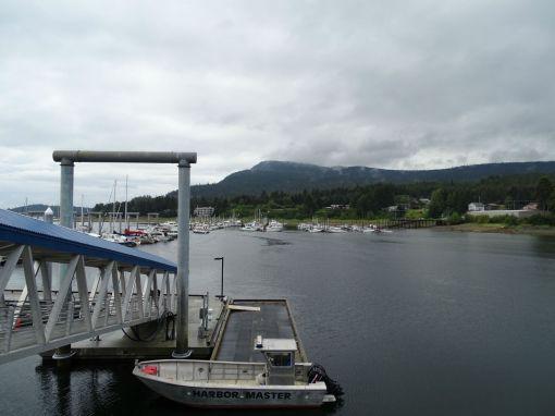 Auke Bay Harbour