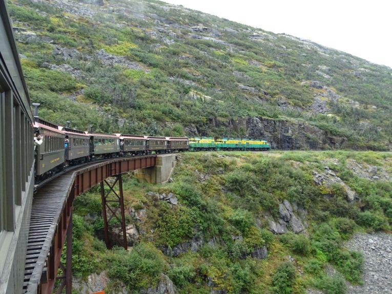 White Pass Scenic Railway