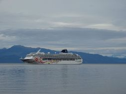 Norwegian Sun Icy Strait Point