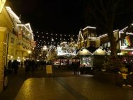 Europa-Park During Christmas Season