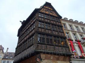 Kammerzell House Strasbourg