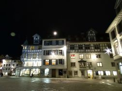 Monastery Quarter St. Gallen