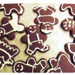 Christmas Cookies #2: Gingerbread Men (and women!)
