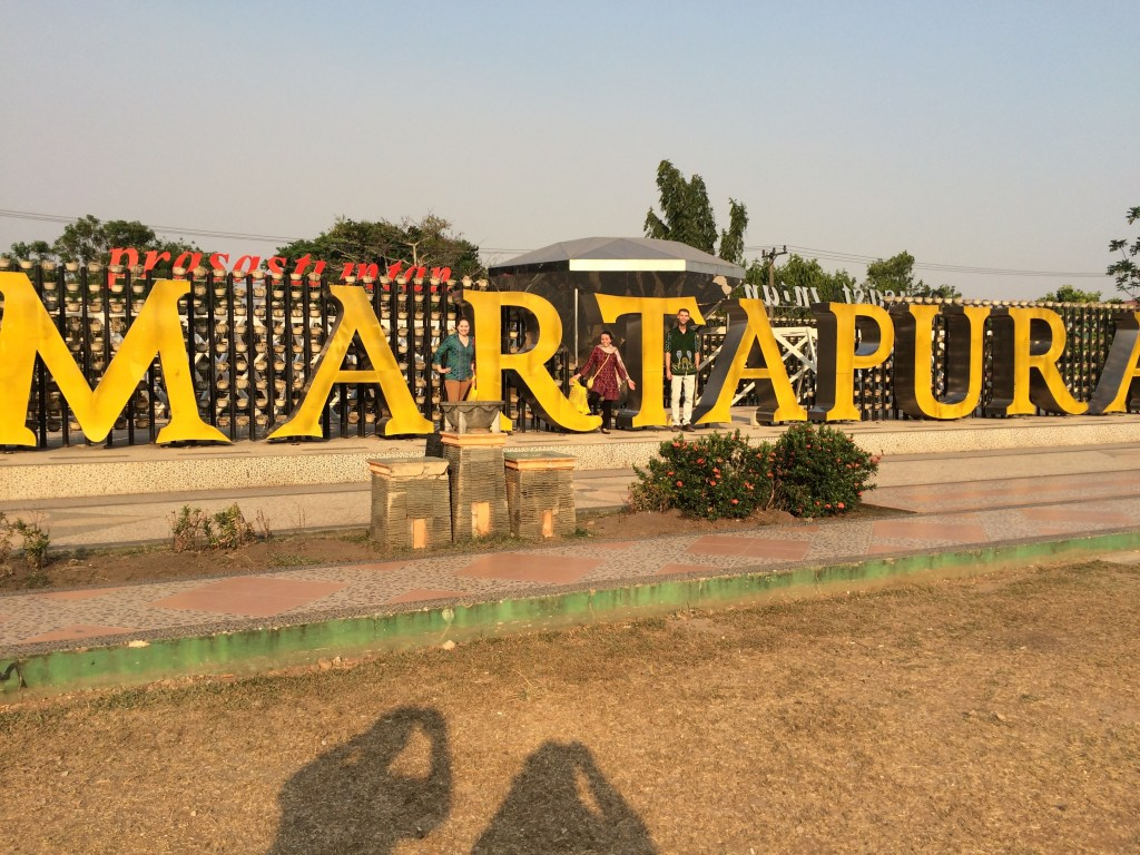 One day we went to Martapura, the gem capitol of the world, at least that's what they say