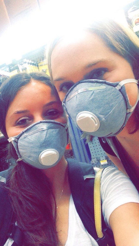 We got our N95 masks and are ready to go back to Pky!