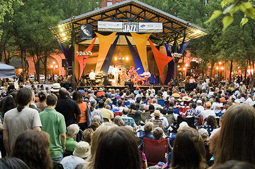 Top North American Summer Jazz Festivals