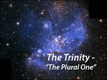 The Trinity - The Plural One