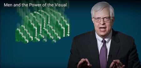 Men and Power of the Visual - Dennis Prager