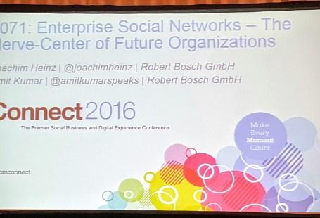 Enterprise Social Networks