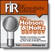 The Hobson and Holtz Report – Podcast #680: December 3, 2012