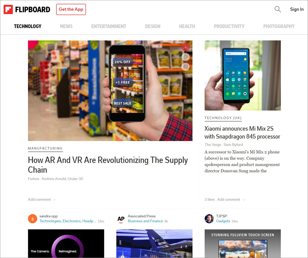 How to be a magazine publisher with Flipboard