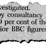 UK crisis of trust: BBC is just the tip of the iceberg