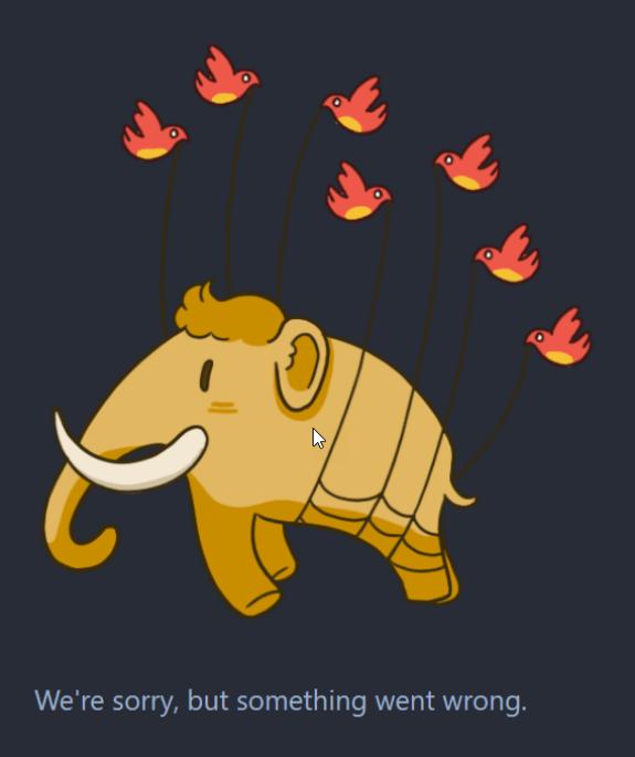 Fail-mastodon