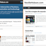 Introducing the new NevilleHobson.com