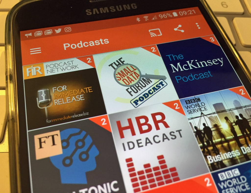 Is podcasting about to get its tipping point?