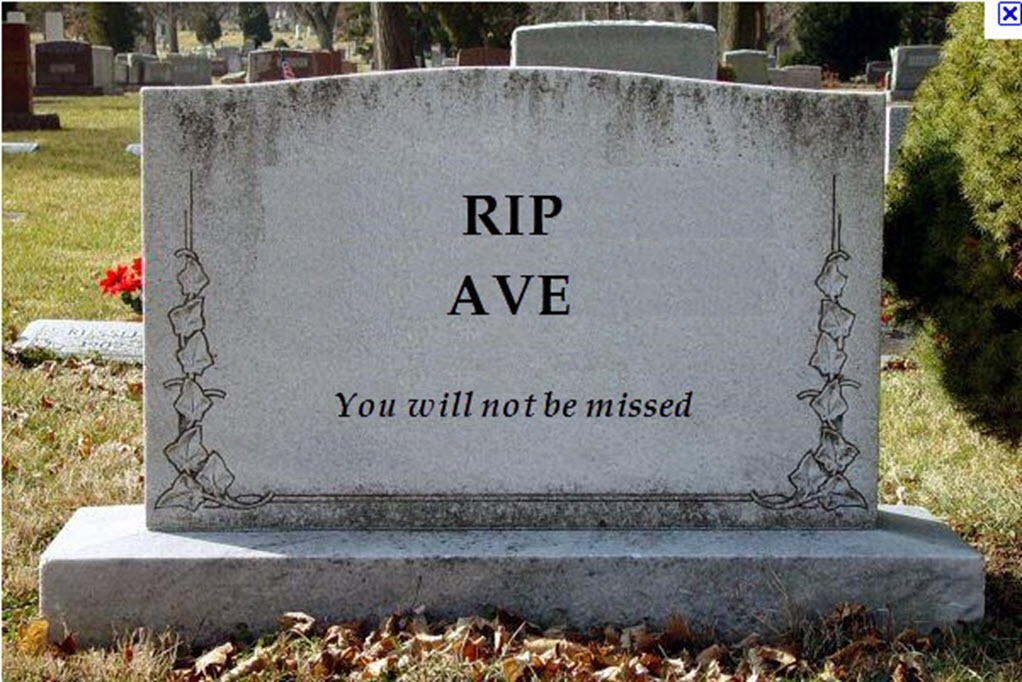 RIP AVE