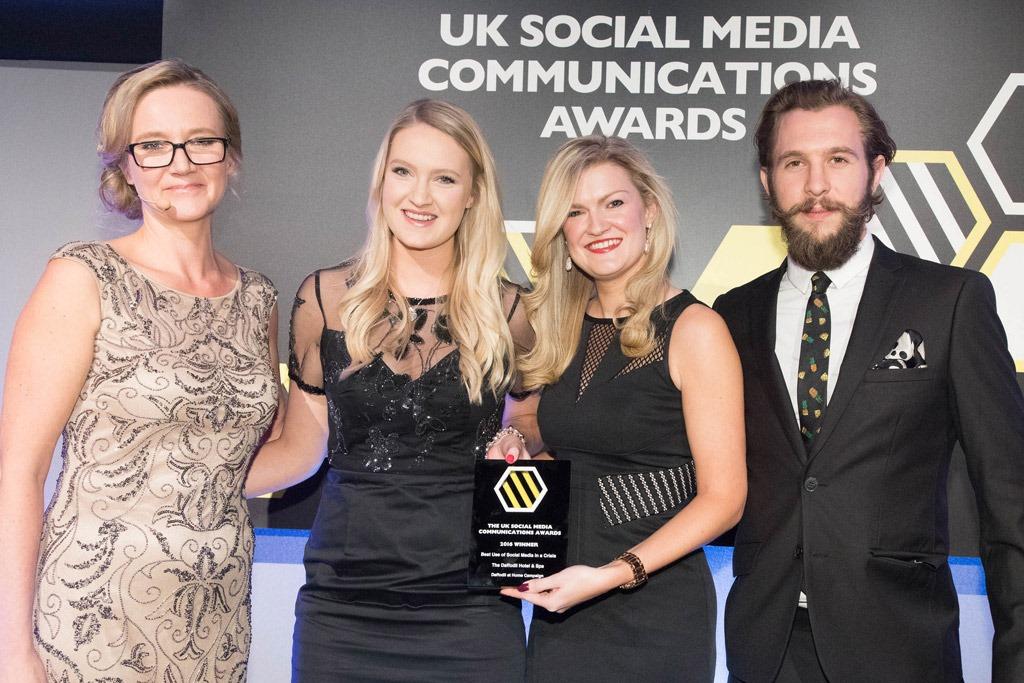 Call for entries for UK Social Media Communications Awards 2017