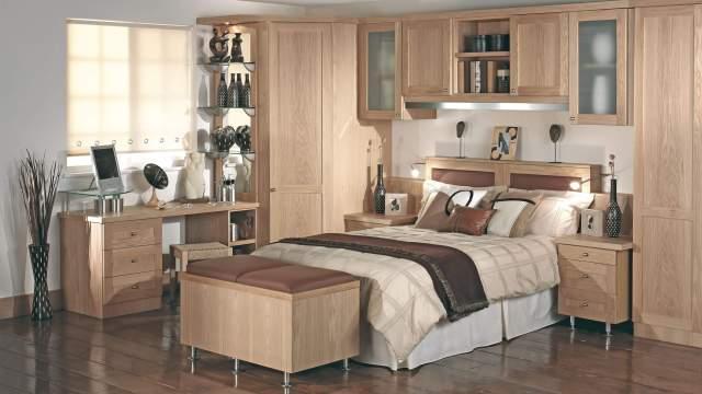 Shaker Bedroom Furniture - Neville Johnson