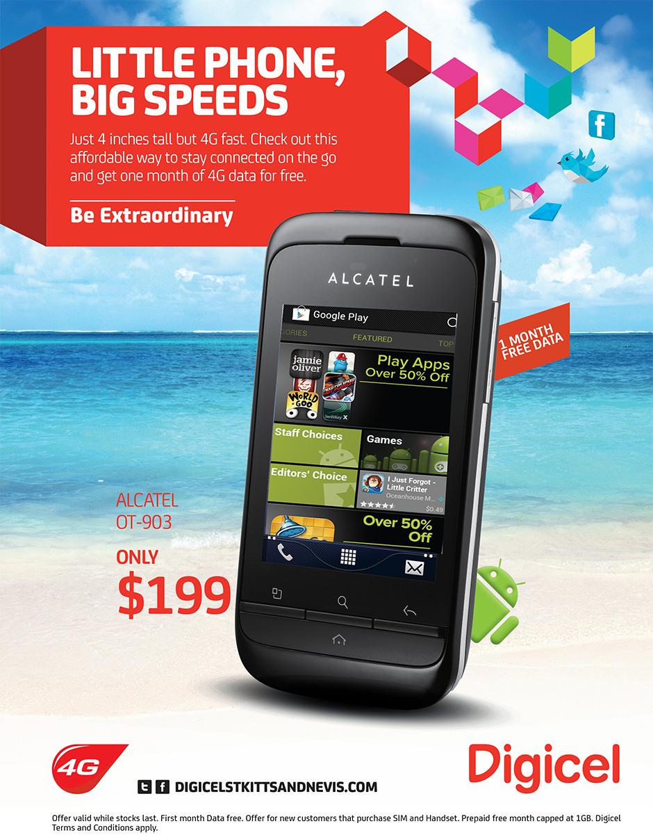 Little Phone Big Speed