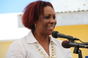 Representative of the Inter-American Institute for Cooperation on Agriculture (IICA) Offices in the East Caribbean States Mrs. Una May Gordon