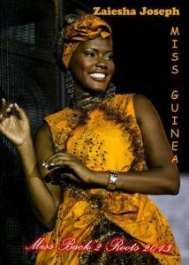 Miss Zaiesha Joseph