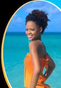 Taitu Goodwin –Miss Anguilla