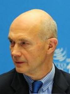 Director General of the World Trade Organisation Pascal Lamy