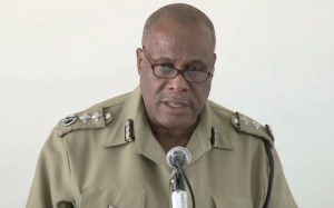 Deputy Commissioner of Police Stafford Liburd