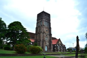 St Kitts - St. Georges Anglican Church