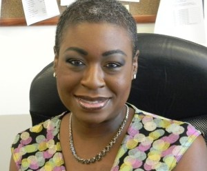 Natalie Williams, Chairwoman of the Natalie Williams Breast Care Foundation.