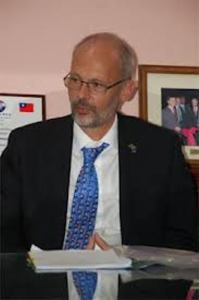 His Excellency Ambassador Mikael Barford