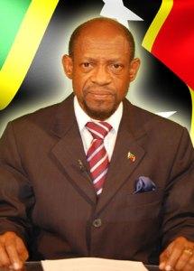 The Right Hon. Dr. Denzil L. Douglas