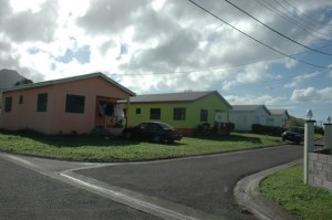 Home built by the PAM Administration