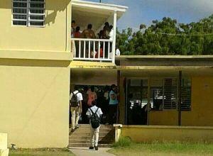 parents at school