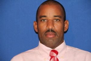 Manager of the Nevis Water Department, Roger Hanley