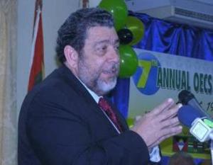 St. Vincent and the Grenadines Prime Minister Dr. the Rt. Hon. Ralph Gonsalves